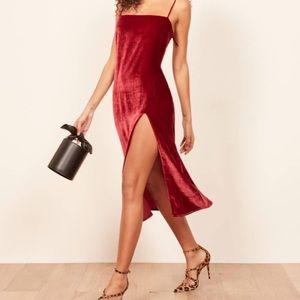 NWT reformation Ariana dress